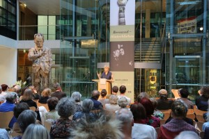 Parents Circle Ausstellungen Willy-Brandt-Haus Auditorium